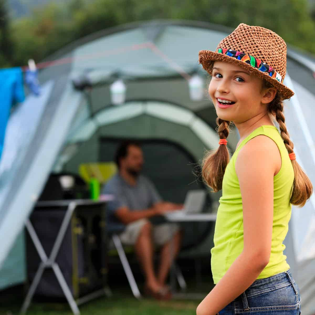 Best large family camping tents
