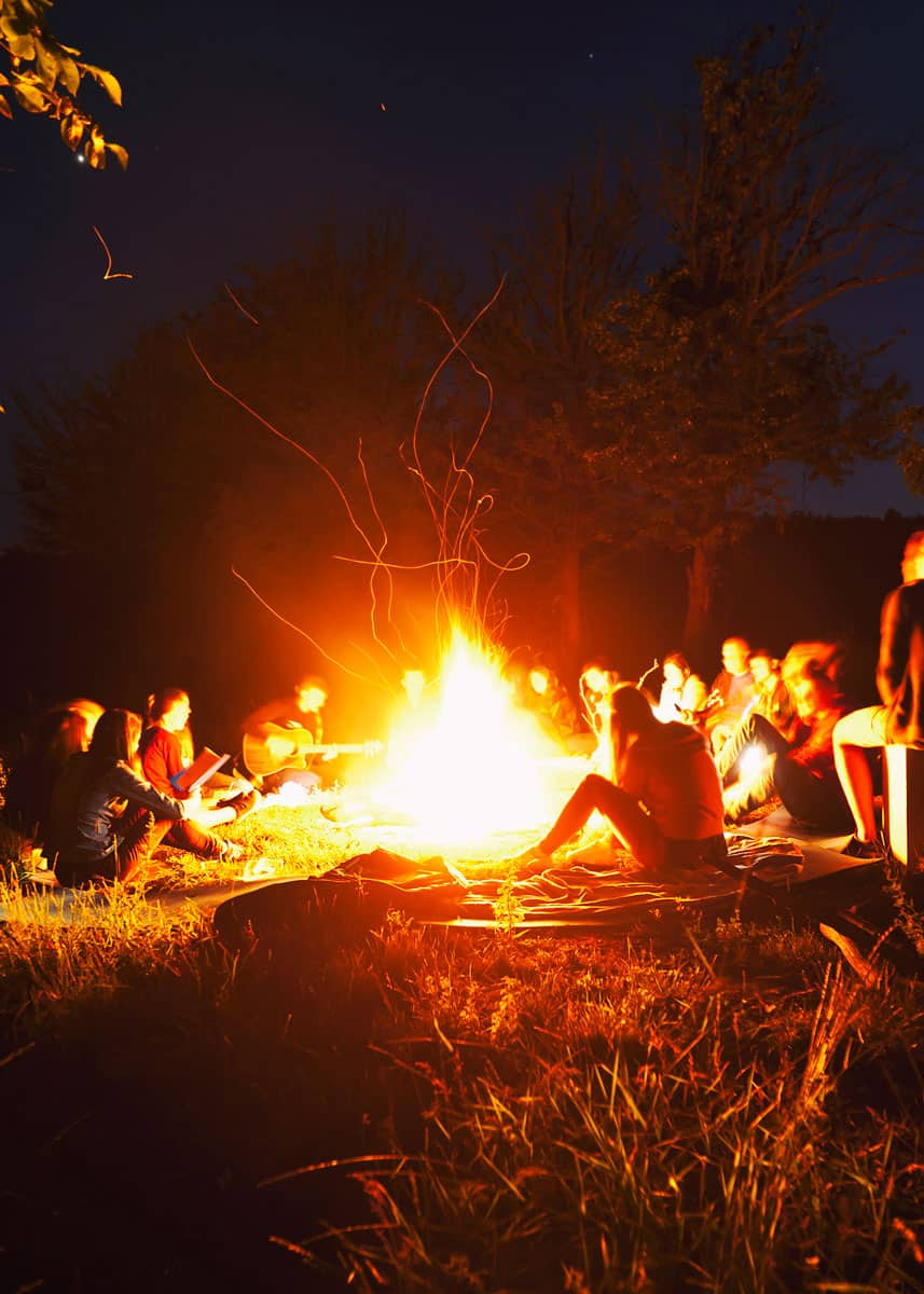 Campfire song lyrics